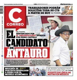 DIARIO CORREO - PERÚ